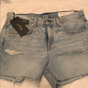 Rag & bone jeans short